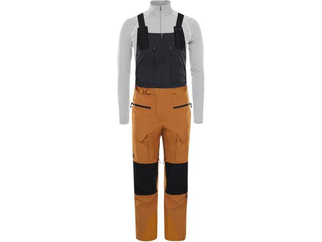 The North Face A-Cad Futurlight Bib Pants Heren, timber tan/TNF black